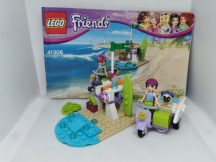 Lego Friends - Mia Tengerparti Robogója 41306 (katalógussal)