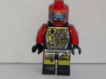 Lego Space figura - UFO Droid Red (sp044)