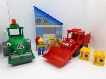 Lego Duplo Bob Mester -  Muki és Guri a napraforgó gyárban 3289
