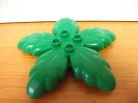 Lego Duplo pálmalevél (s. zöld !)