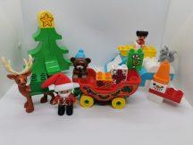 Lego Duplo - Mikulás Téli Ünnepe 10837