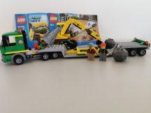 Lego City - Exkavátor szállító 4203