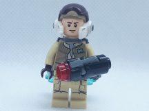 Lego Star Wars figura -  Rebel Trooper, Rebel Helmet, Jet Pack (sw0690)