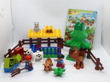 Lego Duplo - Erdei állatok 10582 (Katalógussal)