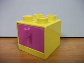 Lego Duplo komód