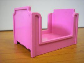 Lego Duplo Gyerekágy rózsaszín ( ! )