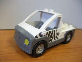 Lego Duplo Zoo Autó