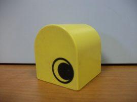 Lego Duplo képeskocka - szem