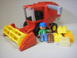 Lego Duplo Ville - Kombájn 4973