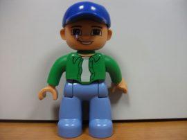 Lego Duplo ember - fiú (világos n. ! )