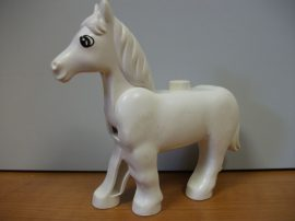Lego Duplo Ló Fehér