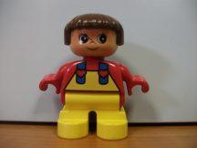Lego Duplo ember - gyerek (száján pici kopás)