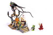 Lego Atlantis - Polipos kapu 8061