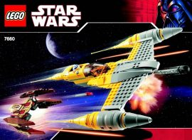 LEGO Star Wars - Naboo N-1 Starfighter and Vulture Droid 7660