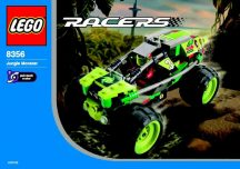 Lego Racers - Jungle Monster 8356