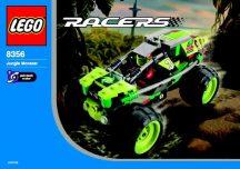 Lego Racers - Jungle Monster 8356