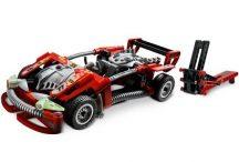 Lego Racers - Furious Slammer Racer 8650