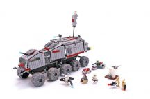 Lego Star Wars - Clone Turbo Tank 7261