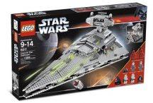 Lego Star Wars - Imperial Star Destroyer (birodalmi csillagromboló) 6211
