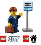 Lego Town, City figura