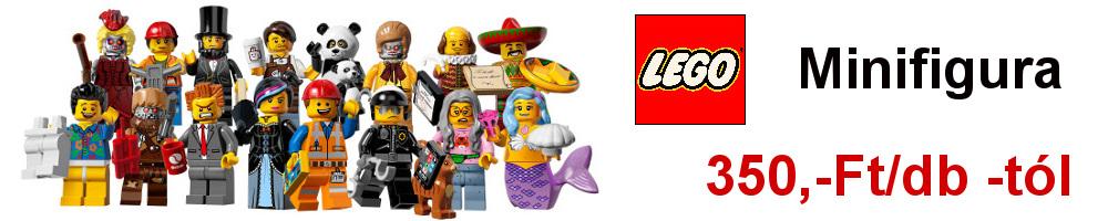 Lego minifigura - használt Lego
