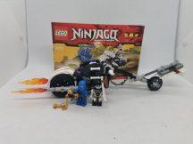 LEGO Ninjago - Skull motorkerékpár (2259) (katalógussal)