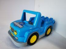 Lego Duplo Autó (kék) (jurassic world)