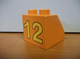 Lego Duplo képeskocka - 12