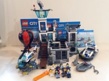 Lego City - Börtön sziget 60130 (kicsi eltérés)