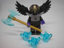 Lego Legends of Chima figura - Rawzom - Flat Silver Armor (loc033)