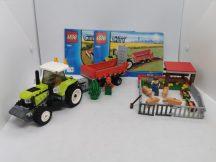 LEGO City - Sertésfarm és traktor (7684) (katalógussal)