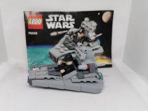 Lego Star Wars figura - Star Destroyer 75033 (katalógussal)