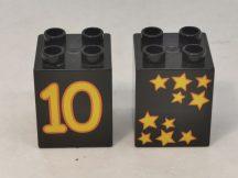 Lego Duplo Képeskocka - Szám + képeskocka