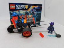 LEGO Nexo Knights - Királyi tüzérség (70347) (katalógussal)