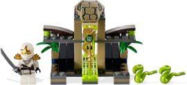 Lego Ninjago - Venomari Szentély 9440