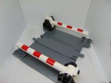 Lego Duplo átjáró (szürke) + 2 sorompó