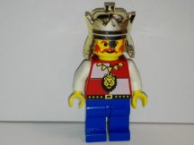 Lego Castle figura - Royal Knights King (cas060a)