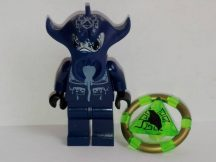 Lego Atlantis figura - Atlantis Manta Warrior (atl003)