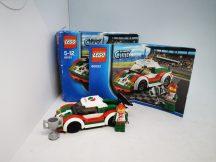 LEGO City - Versenyautó (60053) (Doboz+katalógus)