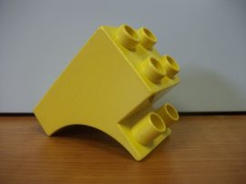 Lego Duplo Elem sárga