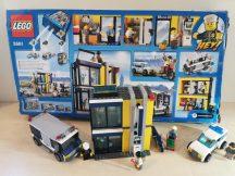 Lego City - Bank és pénzszállítás 3661 (dobozzal, katalógus nélkül)