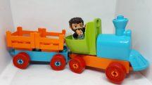 Lego Duplo vonat 10840-es szettből