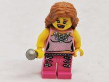 Lego Minifigura - Pop Sztár (col027)