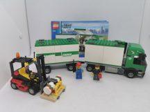 Lego City - Teherautó és targonca 7733 (katalógussal, 1-es katalógus nélkül)