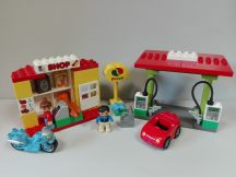Lego Duplo Benzinkút 6171
