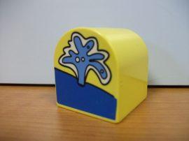 Lego Duplo képeskocka - víz (karcos picit)