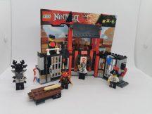 LEGO Ninjago - Szökés a Kriptárium börtönből (70591) (katalógussal)