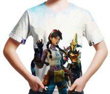 Gyerek 3D póló FORTNITE 160 méret