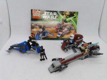 Lego Star Wars - BARC Speeder with Sidecar 75012 (katalógussal)