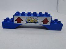 Lego Duplo Képeskocka - Autómosó